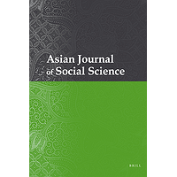 asian journal of social science - schlehe, judith