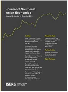 journal of southeast asian economies