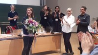 "Dissertation Prize for Mirjam Lücking. German Anthropological Association gives distinction to thesis on the ""Arabic world"" of Indonesia"