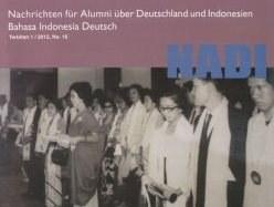 DAAD magazine 'NADI' on Freiburg-Yogyakarta Tandem Research