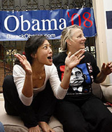 """Christl Kessler and Stefan Rother quoted in GMA News/ the Pinoy: """"Obama´s victory showed overseas Pinoys the power of the vote"""""""
